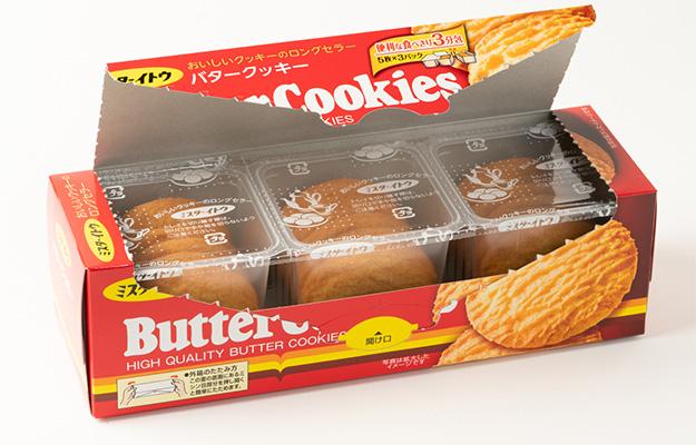 バター クッキー